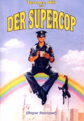 Der Supercop Cover Terence Hill Film