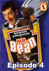 Mr. Bean geht in die Stadt