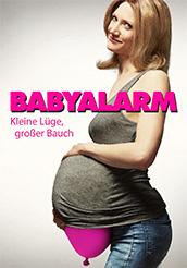 Babyalarm Kleine Lüge, großer Bauch
